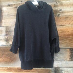 Burton Batwing Hooded Sweater